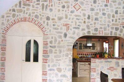 Vente de gr s vente de pierres pour cl ture loiret crea pierres - Briquette decoration interieur ...