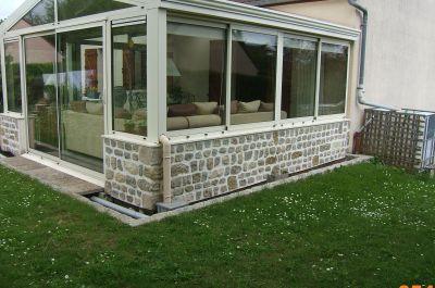 Vente de grès, vente de pierres pour clôture à Loiret - CREA ...